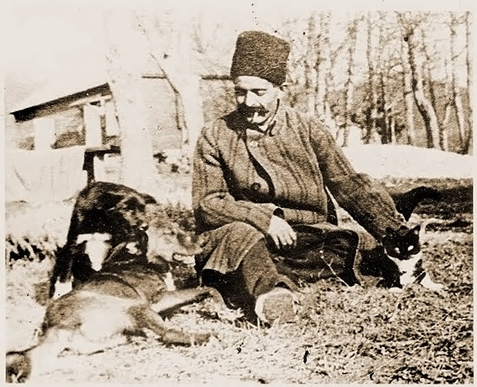 gurdjieff_and_pets