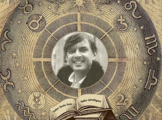 Astrologer David Roell R.I.P. (1952-2014)