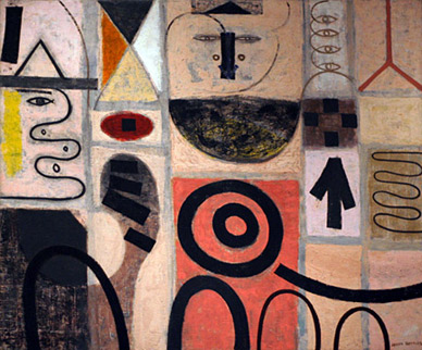 adolph_gottlieb_art